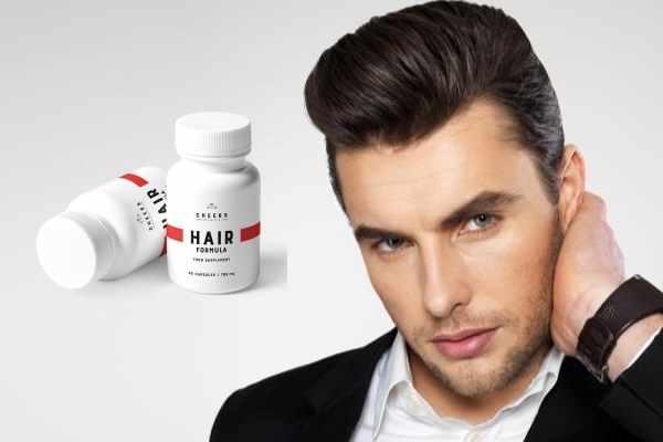 Hair Formula Łysienie