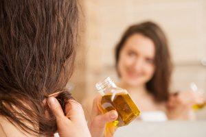 olej do włosów z awokado