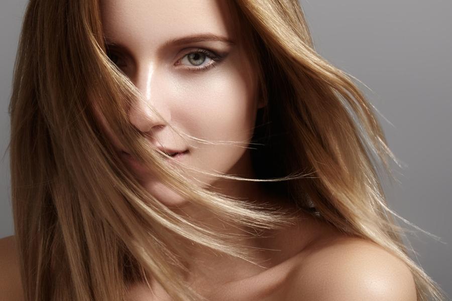 Maskowanie przerzedzonych włosów