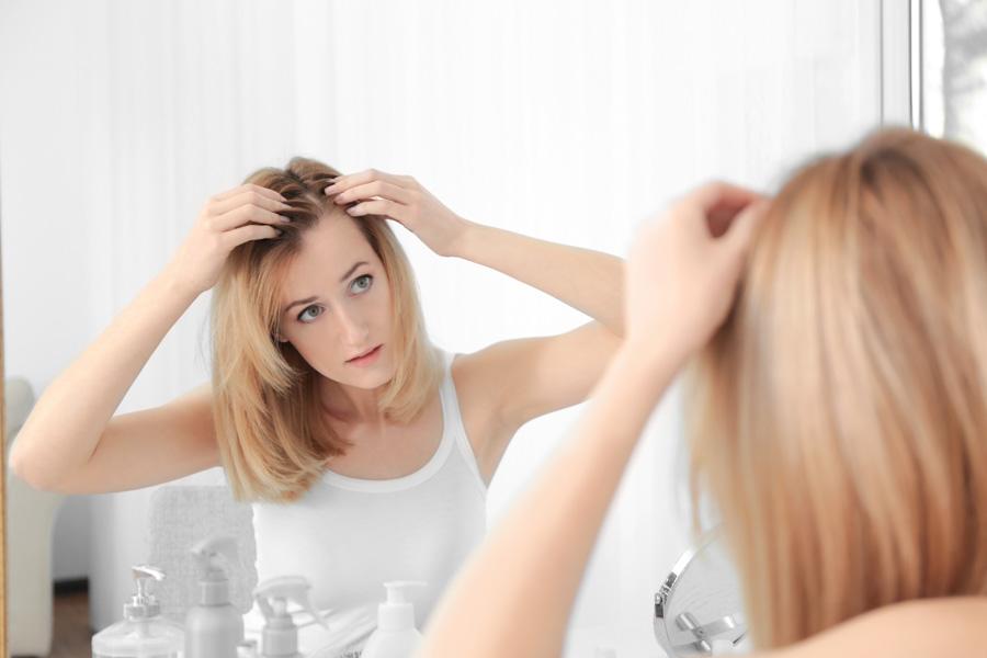 Rzadkie Włosy To Problem Wielu Osób Poznaj Przyczyny